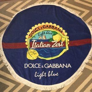 Dolce & Gabbana Towel